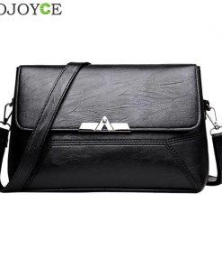 Women's Fashion Shoulder Bags Big Capacity Shell Crossbody Bag Ladies Messenger Bags PU Leather Zippers Leisure Women Bag 1