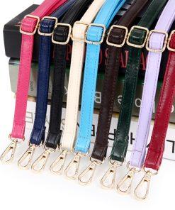 Detachable Replacement Women Girls pu Leather Bag Strap Belt Shoulder Bags Accessories Belts Long Adjustable Handbag Bands