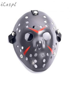 Jason vs Friday Cosplay Killer Mask Halloween Carnival Party Scary Horror Masquerade The 13th Horror Hockey Masks Unisex Adult