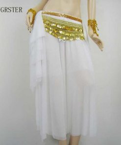 DJGRSTER NEW Arrival High Quality New bellydancing Dress Oriental Belly Dance Professional Skirt Training Dress Or Performance 1