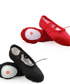 Wholesale Children Girls Kids Soft Sole Ballet Dance Shoes 1