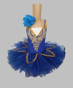 Ballet Tutu Child Sequin Ballet Skirts Little Swan lake Girls Dresses Children Performance Stage Costume 1