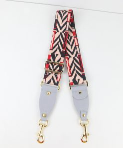 Fashion bag strap women bags belts accessory handbags parts leather shoulder bag and fabric Handbag Belt Wide Strap Shoulder Bag