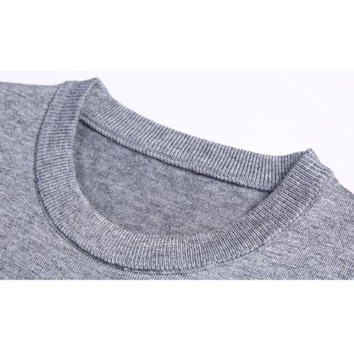 Brand Sweater Men 2018 New Spring Casual O-Neck Sweaters Male High Quality Pullover Mens M-3XL 3
