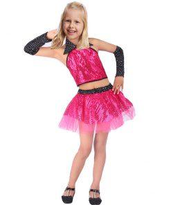Girl Boy Jazz Dance Girls Jazz Dance Costumes for Girls Kids S Hip Hop Dancing Children Performance Jazz Costume For Girls