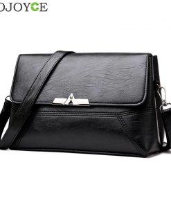 Women's Fashion Shoulder Bags Big Capacity Shell Crossbody Bag Ladies Messenger Bags PU Leather Zippers Leisure Women Bag