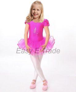 2016 Cute Girls Ballet Dress For Children Girl Dance Clothing Kids Ballet Costumes For Girls Dance Leotard Girl Dancewear 1