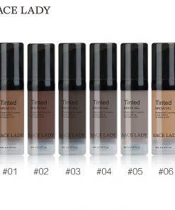 SACE LADY Eyebrow Gel Tint 6 Colors Makeup Pomade Brush Kit Brown Henna Eye Brow Cream Make Up Paint Set Enhancer Wax Cosmetic 1
