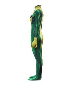 X-Men Anna Marie Cosplay Costume women Rogue body Suit Jumpsuits  1