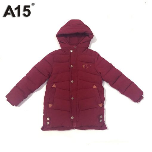 Kids Winter Jacket for Boys Clothes 2018 Teenage Boys Clothing Parkas Warm Jacket Hooded Coats Children Size 8 10 12 14 16 Years 5