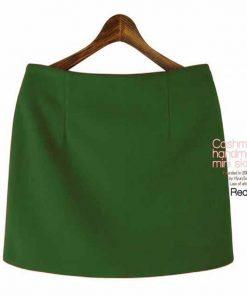 Fashion Autumn Winter Mini Skirts 2016 Women Solid Slim A-Line Pencil Skirts Plus Size Candy Colors Korea Women Skirt 1