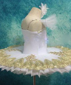 Swan Lake Ballet Tutu Skirt child Professional Ballet Tutu Plattered Ballerina Dress for Children 1