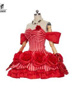 ROLECOS FGO Nero Emperor Costume Fate Grand Order Anime Cosplay Costume Saber Artoria Game Cosplay Lolita Party Women Dresses 1