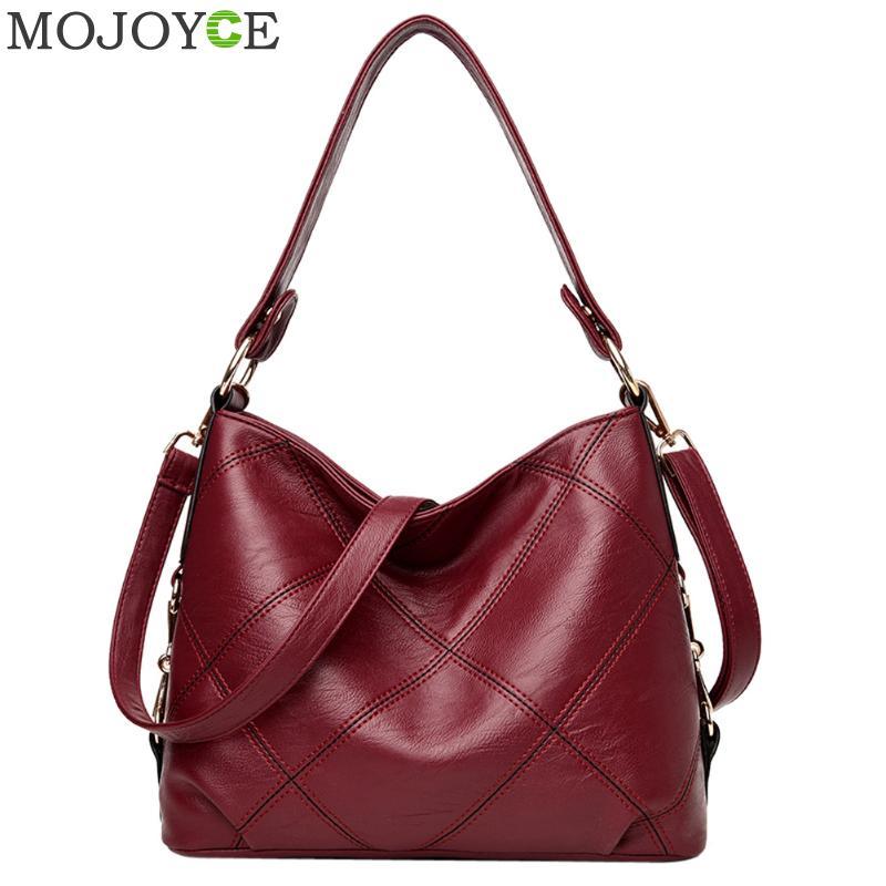 Women Soft PU Leather Bag Fashion Brand Messenger Bags Female Large Handbag Totes Crossbody Bags for Women Shoulder Bags 2018
