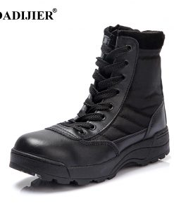 2017 new us Military leather boots for men Combat bot Infantry tactical boots askeri army bots army shoes erkek ayakkabi ST223