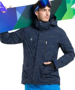 VECTOR Brand Ski Jackets Men Women Professional Winter Warm Skiing Snowboarding Jacket Waterproof Snow Clothing HXF70006 1