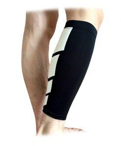 1PCS Base Layer Compression Leg Sleeve Shin Guard Men Women Cycling Leg Warmers Running Football Basketball Sports Calf Support 1