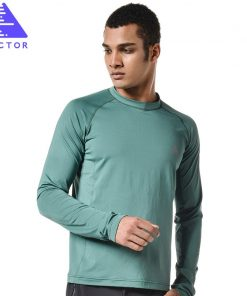 VECTOR Sporting T-Shirts Men Women Long Sleeve Quick Dry Running T-Shirt Outdoor Training Fitness Tops TXD10023 1