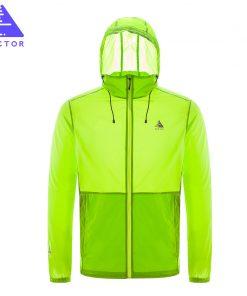 VECTOR Professional Running Jacket Men Women Summer Anti UV Sun Protection Ultralight Outdoor Coat Sport Cycling Hiking 80011 1
