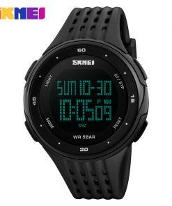 Hot Brand SKMEI New Sport Watch Women Style Waterproof LED Sports Military Watches Women's Digital Watch Relogio Masculino 1219