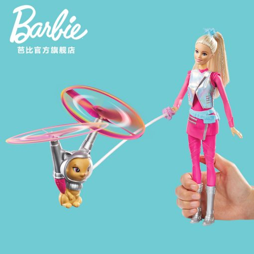 Barbie Originals Dolls Barbie Fly Pet Star Adventur Toys For Children Of American Girl Doll Brinquedos For Birthday kawaii Gift  4