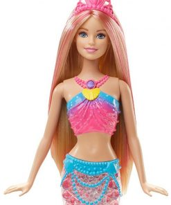 Barbie Original Brand Mermaid Doll Feature Rainbow LightsBarbie Doll The Girls Toys For Chilren A Birthday Present Gift Boneca 1