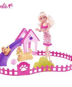 Original Barbie Doll Set Baby Dolls Movable Dog Pet Toys Hatching Boneca American Girl Doll Toys For Girls Gift 1