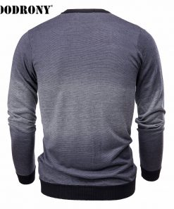 COODRONY Cashmere Sweater Men Brand Clothing Mens Sweaters Print Casual Shirt Autumn Wool Pullover Men O-Neck Pull Homme Top 613 1