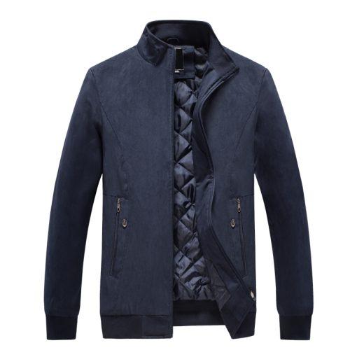 FGKKS Casual Brand Men Jackets Coat  Spring Winter Sportswear Mens Slim Fit Bomber Jackets Male Coat 3