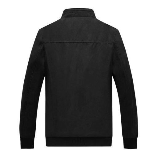 FGKKS Casual Brand Men Jackets Coat  Spring Winter Sportswear Mens Slim Fit Bomber Jackets Male Coat 1