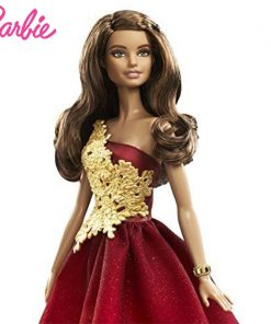 Barbie Original Brand  Princess Holiday Ethnic Collectible Barbie Doll Toy Girl Birthday Present Girl Toys Gift Boneca DRD25 1