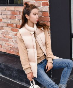 New 2018 autumn and winter women cotton vest soft warm waistcoat plus size 3XL female outwear brand vest couple coat Z5482 1