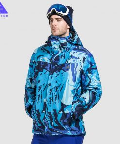 VECTOR Brand Ski Jackets Men Waterproof Windproof Warm Winter Snowboard Jackets Outdoor Snow Skiing Clothes HXF70012 1