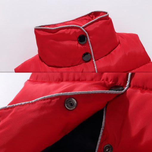 2 6 8years Sleeveless kids vest bodywarmer baby waistcoat girl vest autumn Winter boys vest for children cotton down jacket  5