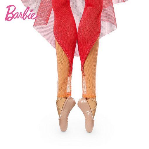 New Original Barbie Doll  Pink Label Actionr Misty Copeland Barbie ColletorToy Girl Birthday Present Girl Toys Gift Boneca DGW41 2