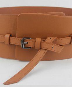 Free Shipping High quality fashion punk dual-use ultra wide query system curved cummerbund women's wide belt cummerbunds belts 1