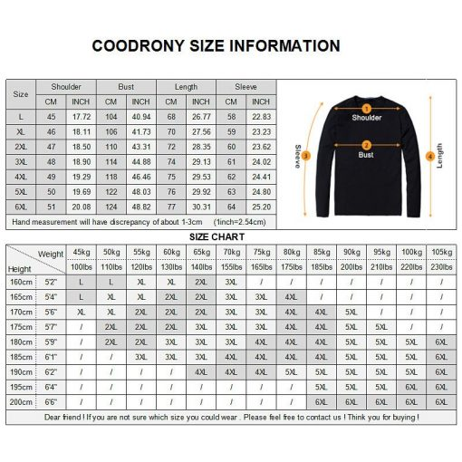 COODRONY Winter Jacket Men Thick Warm Cotton Overcoat Slim Parka Men Clothes 2018 New Business Casual Stand Collar Coat Men 8840 5