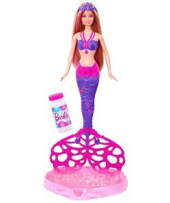 Barbie Rainbow Mermaid Feature Mermaid Lights Doll Barbie Doll Girl Christmas Birthday New Year Gift CCF49 1