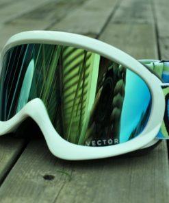 VECTOR Children Ski Goggles Set  Double Lens UV400 Anti-fog Snow Skiing Glasses For Girls Boys Winter Kids Eyewear 1