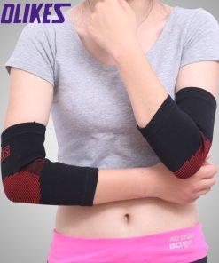 1pcs Elastic Elbow Support Nylon Tennis Basketball Arthritis Epicondylitis Pain Brace Gym Sport Elbow Protectors