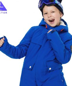 VECTOR Waterproof Children Ski Jackets Winter Warm Boys Girls Jackets Outdoor Jacket Sport Snow Skiing Snowboarding Clothing  1