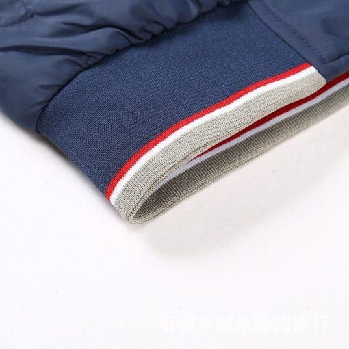 NaranjaSabor 2018 Spring Men's Jackets Men Casual Coats Men's Slim Windbreaker Brand Clothing Male Baseball Coats Outwear 5XL 3