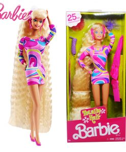 Original Barbie Doll 25th Edition Anniversary Collector's Barbie Doll Toy Girl Birthday Present Girl Toys Gift Bonecbrinquedos
