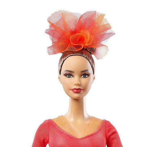 New Original Barbie Doll  Pink Label Actionr Misty Copeland Barbie ColletorToy Girl Birthday Present Girl Toys Gift Boneca DGW41 1