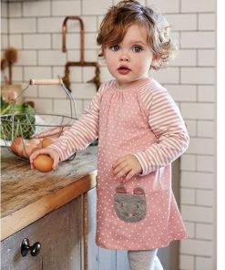 Baby Girls Clothes Children Clothing Sets 2018 Brand Kids Tracksuits for Girls Sets Animal Pattern Baby Girl School Outfits 1