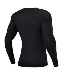 Li-Ning Men Training CREORA T-Shirt Long Sleeve Tight Fit Breathable Comfort LiNing Sports Tee Tops ATLN087 MTL988 1