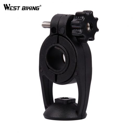 WEST BIKING Cycling Phone Stand 360 Degrees Rotate Mount 3.5-6.2 inch Phone Universal Bike Motorcycle Bracket MTB Bike Holders 2