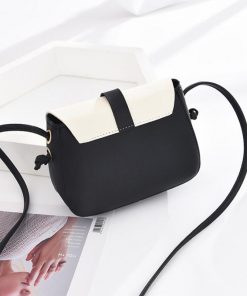 REPRCLA Fashion Small Crossbody Bags for Women 2018 Mini Shoulder Bag PU Leather Women Messenger Bag Ladies Handbags Purse 1