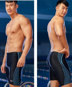 361 Plus Size Men Swim Wear Pool Trunks for Swimming Men Swim Shorts Male Swim Pants Brief Boy Swimsuit Men Bathers M-4XL Jammer 1
