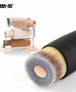 MAANGE 1Pcs Foundation Makeup Brush Pro BB CC Cream Podwer soft Cosmetic Beauty Essential Angle Flat Top Make Up Brush Tool